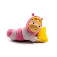 Кукла-ночник розового цвета, Smoby