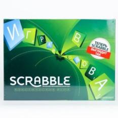 Классический Scrabble Mattel