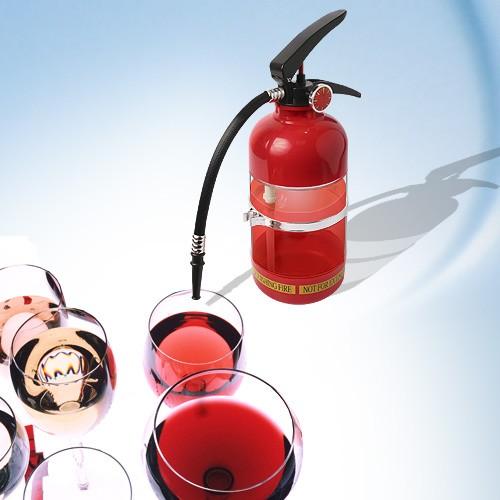Графин-огнетушитель Для жаркой вечеринки