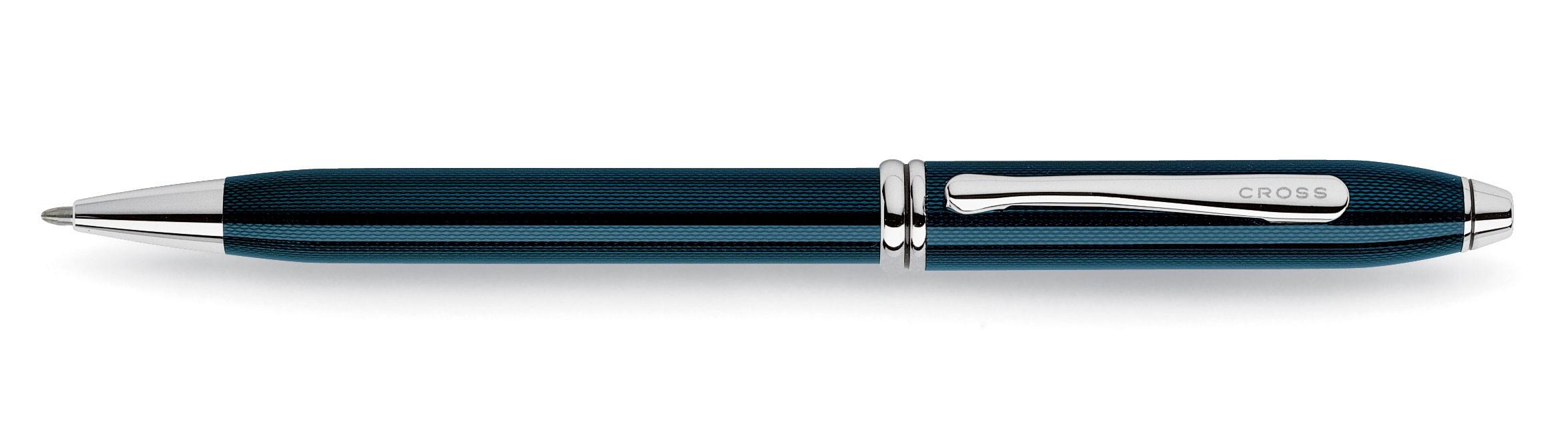 Шариковая ручка Cross Townsend Quartz