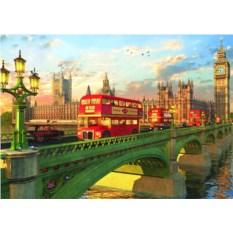 Пазл Educa Вестминстерский мост, Лондон (2000 шт.)