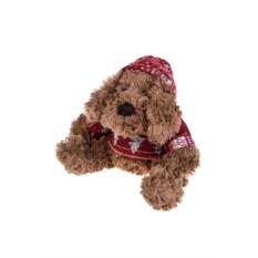 Мягкая игрушка Собачка в свитерке