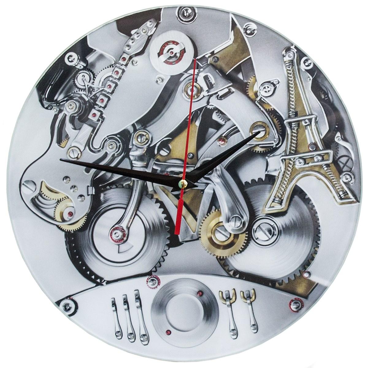 Настенные часы Конструкция