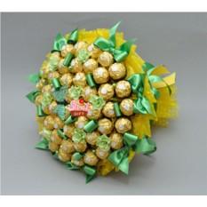 Букет из конфет Сладкое лето