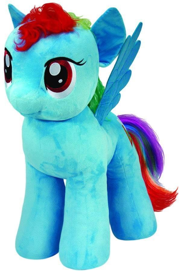 Мягкая игрушка My Little Pony Пони Rainbow Dash (76 см)