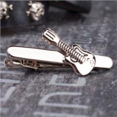 Зажим для галстука «Гитара»