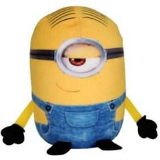 Мягкая игрушка-подушка антистресс Стюарт с ухмылкой
