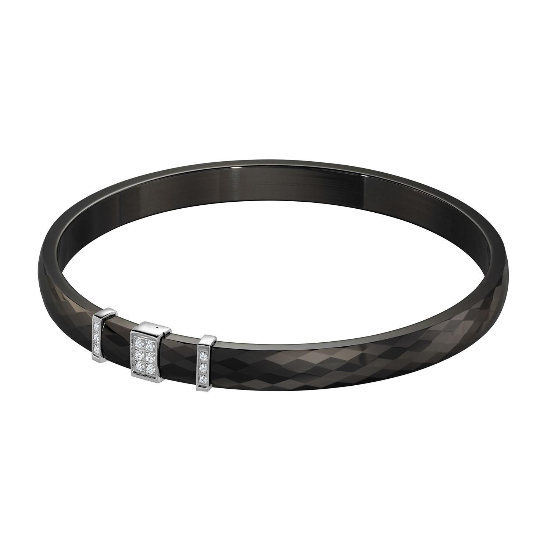 Мужской керамический браслет