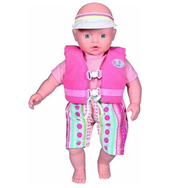 Аксессуары для купания  куклы my mini Baby Born