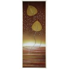 Картина Swarovski Осенняя пора 3