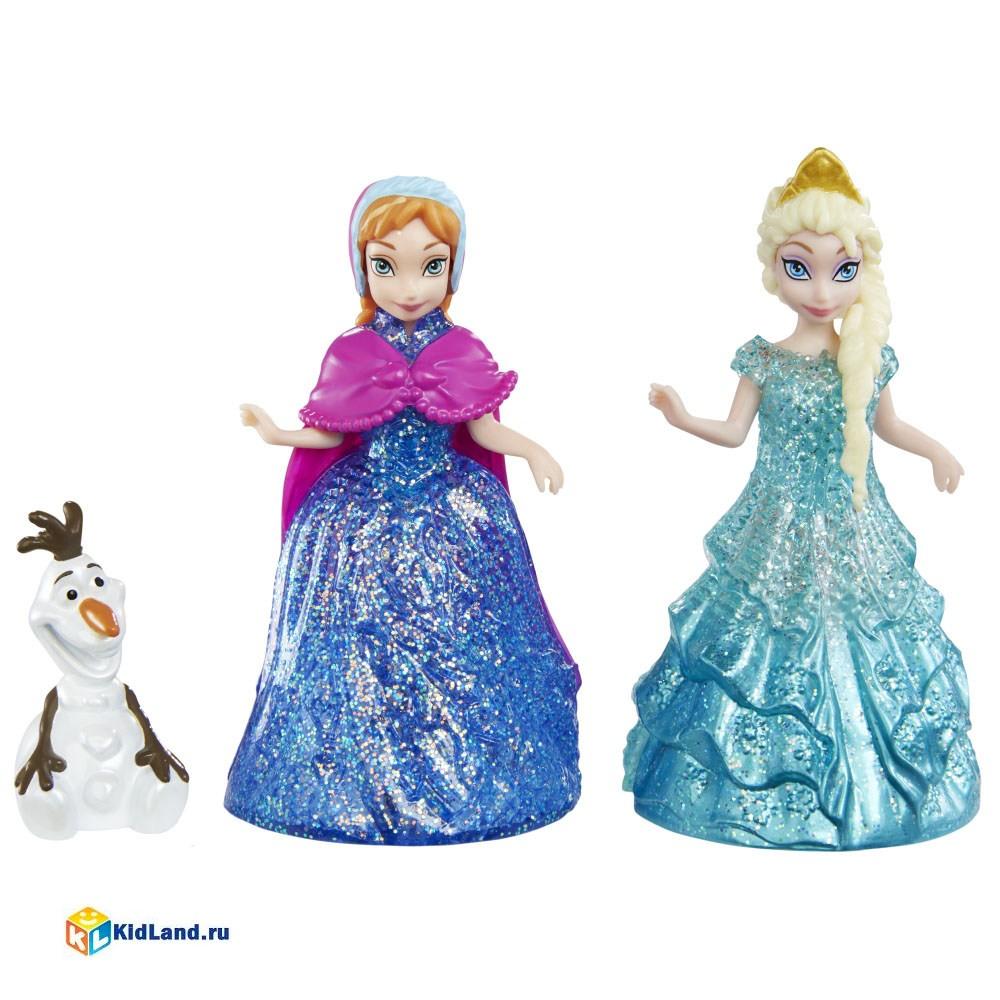 Куклы Disney Princess Анна, Эльза и Олаф