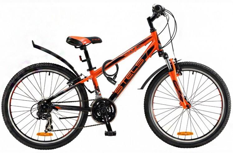 Подростковый велосипед Stels Navigator 450 V (2016) Orange