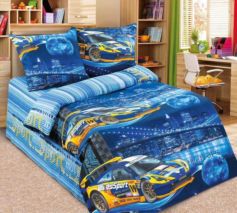 Комплект детского постельного белья Неон (1,5 спальный)