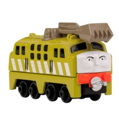 Машинка Mattel Thomas&Friends Паровозик Дизель с прицепом