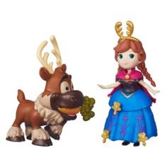 Набор фигурок-кукол с другом от Hasbro Disney Princess