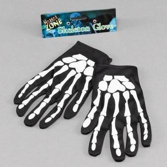 Перчатки-скелет
