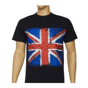 Футболка English flag