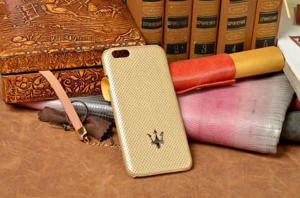 Кожаный чехол для iPhone 6S / 6 с