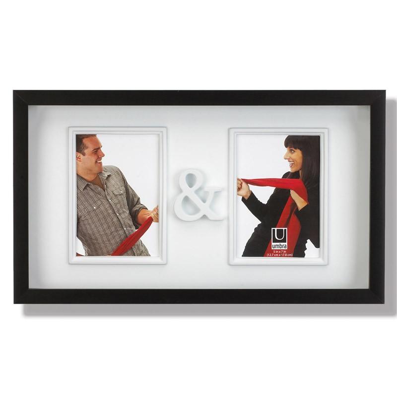 Рамка для двух фотографий You&Me