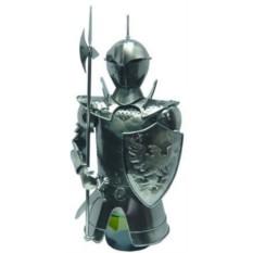 Декор бутылки Рыцарь с секирой