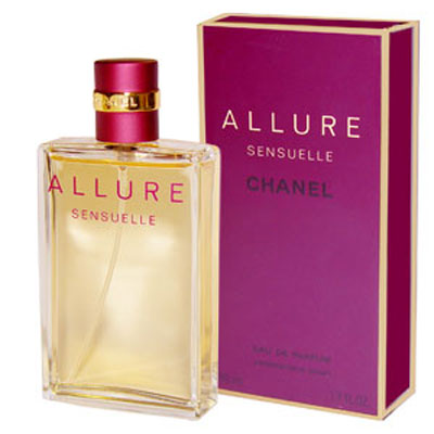 Allure Chanel Sensuelle