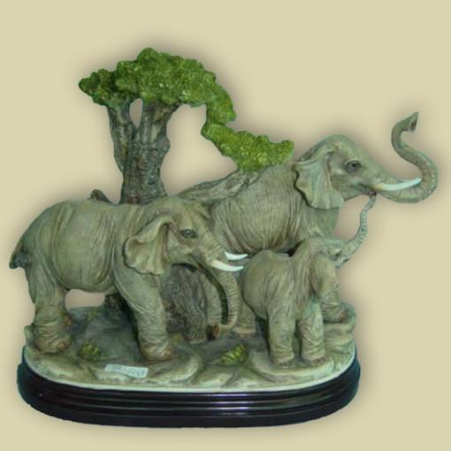 Статуэтка «Три слона»