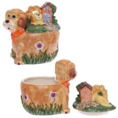 Ёмкость для сыпучих продуктов Рыжий пёс