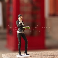 3D фигурка коллеге - точная мини копия