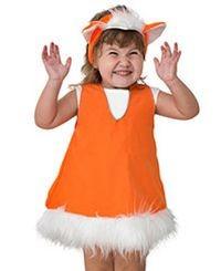 Карнавальный костюм Лисонька