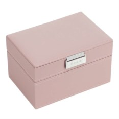 Шкатулка для драгоценностей LC Designs розового цвета