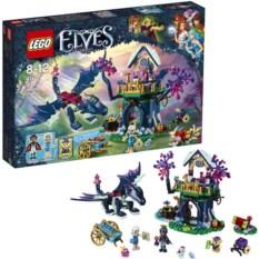 Конструктор Lego Elves Тайная лечебница Розалин
