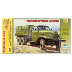 Сборная модель грузовика «ЗИС-151»