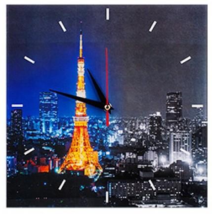 """Настенные часы """"Париж"""""""
