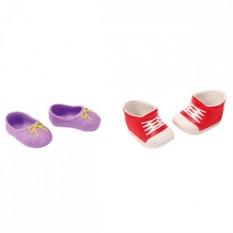 2 пары ботиночек для куклы Baby born от Zapf Creation
