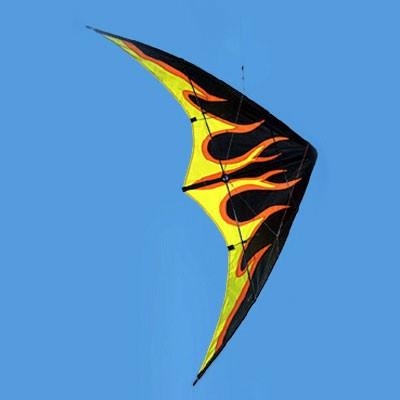 Управляемый воздушный змей Огонь
