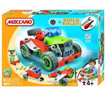 Детский конструктор - Meccano Веселый внедорожник