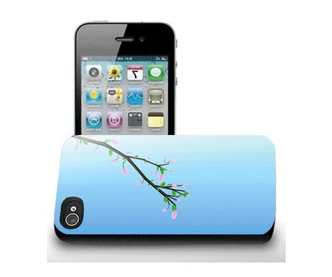 Панель для iPhone «Цветение сакуры»