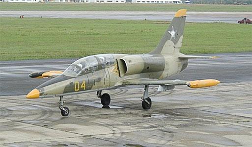 Высший пилотаж на л-39