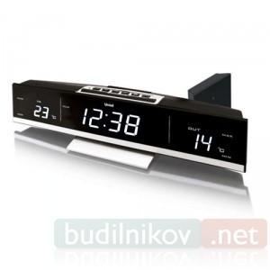 Метеостанция с будильником Uniel UTV-41W