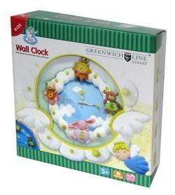 Набор воздушного пластилина Greenwich Line Настенные часы