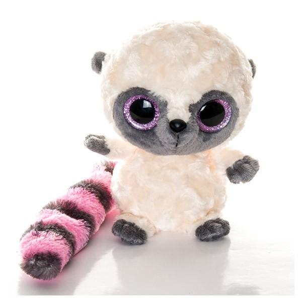 Мягкая игрушка Aurora Юху и его друзья. Юху Розовый 20 см