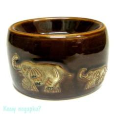 Аромалампа «Слоны»