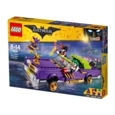 Конструктор Lego Batman Лоурайдер Джокера
