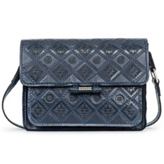 Синяя женская сумочка «Фантазия»