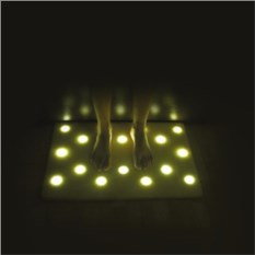 Коврик с подсветкой EN Light Mat