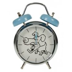 Часы-будильник Собака