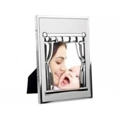 Рамка для фотографии 10х15 см «Уют» в виде окна со шторами