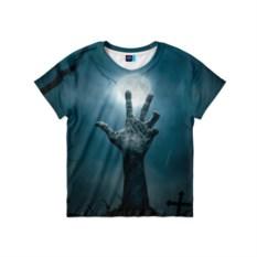 Детская 3D футболка Рука