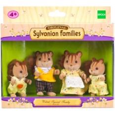 Детский игровой набор Sylvanian Families Семья белок