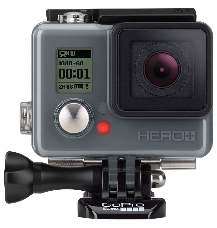 Экшн-камера GoPro HERO+ LCD (CHDHB-101)